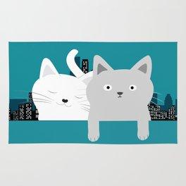 City Cats Rug