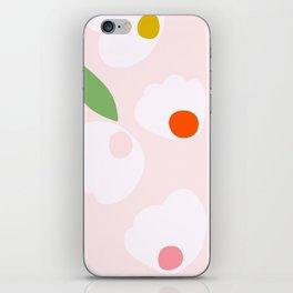 alpine flowers iPhone Skin