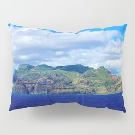Kauai's Bright Welcome Pillow Sham