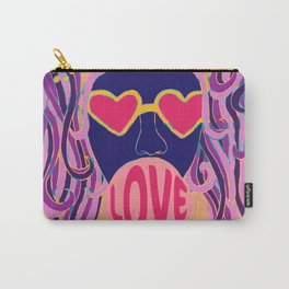 Love Blows Carry-All Pouch