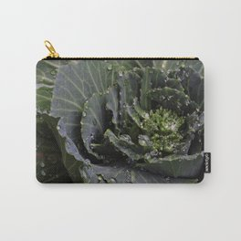 Green Bliss (3rd in Cabbage collection) Carry-All Pouch