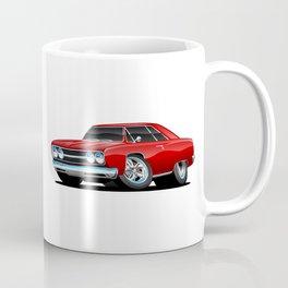 Classic Muscle Car Cartoon Coffee Mug