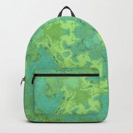 Verdant Mandala Backpack