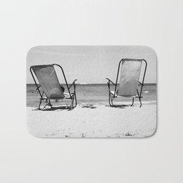 Beach Life - Gone Swimming Bath Mat