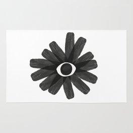 See no evil - Abstract Rug