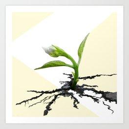 perseverance. Art Print