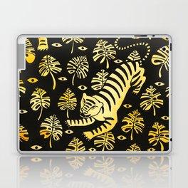 Tiger jungle animal pattern Laptop & iPad Skin