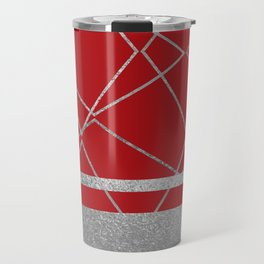 Silverado: Red Travel Mug