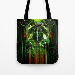 Chemical Warfare Tote Bag