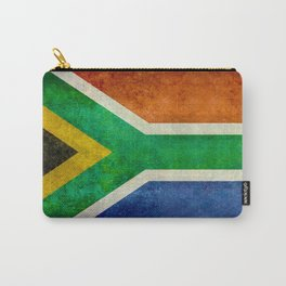 Flag of the Republic of South Africa Carry-All Pouch