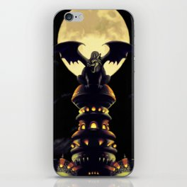 Magus Castle w/Magus iPhone Skin