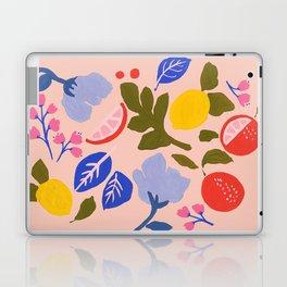 Arancia Rossa Laptop & iPad Skin