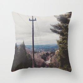 Power Down Throw Pillow