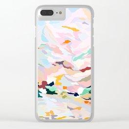 alpine Clear iPhone Case