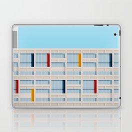 S04-1 - Facade Le Corbusier Laptop & iPad Skin