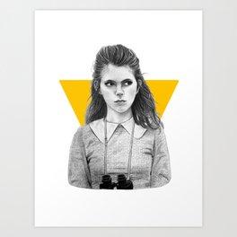 Suzy Bishop Art Print