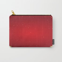 Double Gold Fish Carry-All Pouch