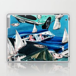 Ocean Roads Laptop & iPad Skin