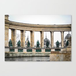 The Heroes. Canvas Print