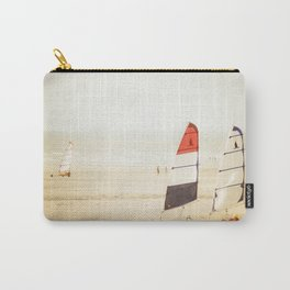 Sand yachting trio Carry-All Pouch