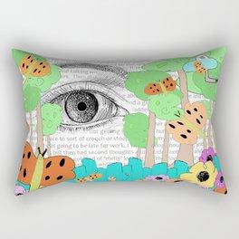 Eye Dream Rectangular Pillow