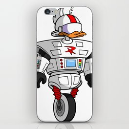 DarkWing Duck Gizmoduck iPhone Skin