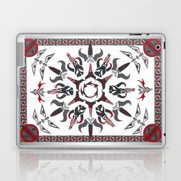 Mando'ade Darasuum (gradient background) Laptop & iPad Skin