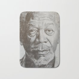 Morgan Freeman Bath Mat