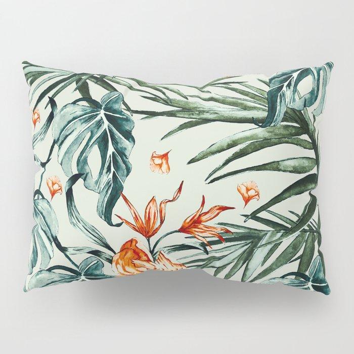 Exotic flower nature-07 Pillow Sham