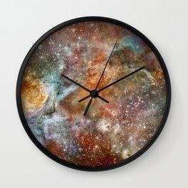 Acrylic Multiverse Wall Clock