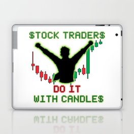 Stock Traders Do It! Laptop & iPad Skin
