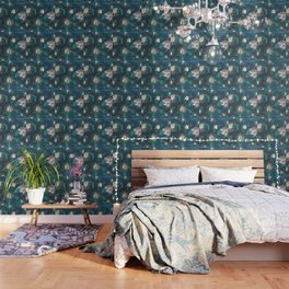 Blush Anna Rose Wallpaper