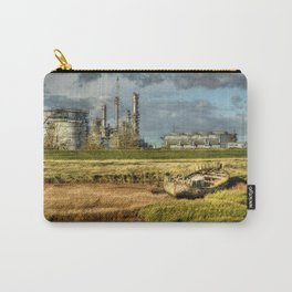 Shipwreck at Saltend Carry-All Pouch