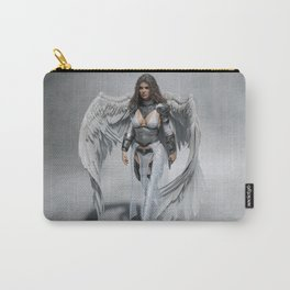 Angelic Warrior Carry-All Pouch