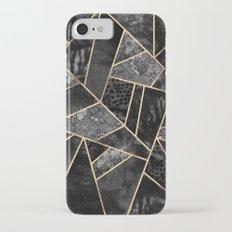 Black Stone 2 iPhone 7 Slim Case