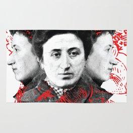 Rosa Rubra Rug