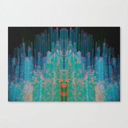 Experiment Canvas Print