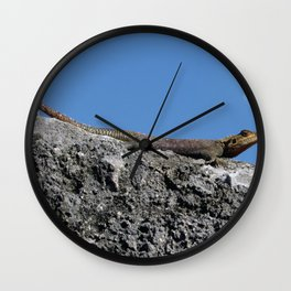 Paws 4 Wall Clock