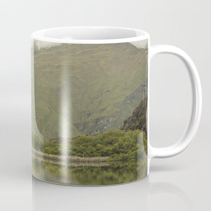 Reflections from Diamond Lake Coffee Mug