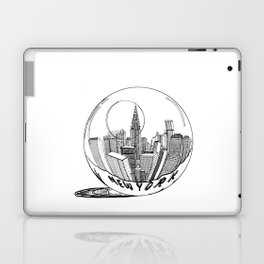 New York in a glass ball (  https://society6.com/vickonskey/collection ) Laptop & iPad Skin
