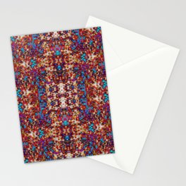 Psychedelic Spills Stationery Cards