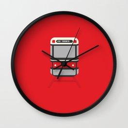 Toronto City Streetcar Wall Clock