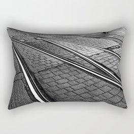 Evening Commute Rectangular Pillow