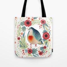Fruit Dove I Tote Bag
