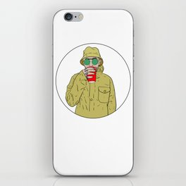 "Mac Miller R.I.P ""Juice"" iPhone Skin"