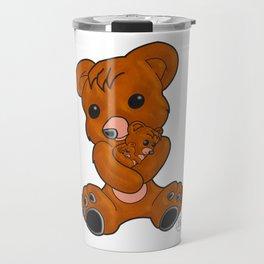 Teddy's Love Travel Mug
