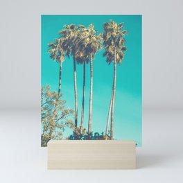 Cali Vibes Mini Art Print