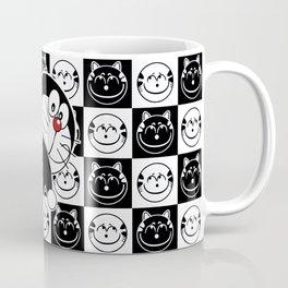 Do Ra E Mon style Coffee Mug