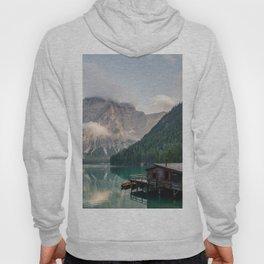 Mountain Lake Cabin Retreat Hoody