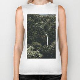 Waterfall / Costa Rica Biker Tank